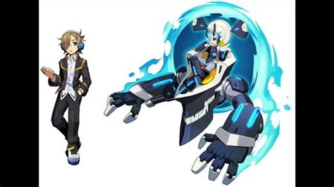 Azure Striker Gunvolt Merak S Stage Subaquatic Base