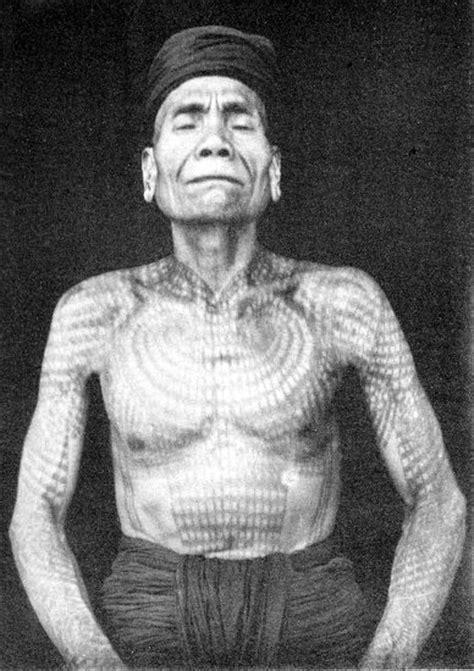 tribes   dayak headhunters  borneo sick chirpse