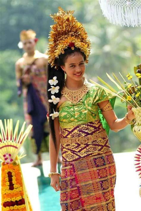 Weddingku Belleza by Mujer Balinesa Bali Es Una Isla En Indonesia En El