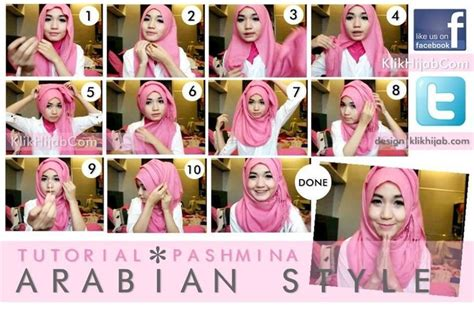tutorial hijab arabian style 17 best images about hijab tutorial on pinterest four