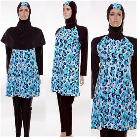 Baju Dari Hawaii berenang yuk pilih pakaian renang muslimah