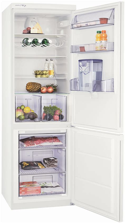 Water Dispenser Zanussi zanussi fridge freezer new easywater refrigerator