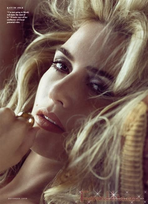 Kate Winslet Gets For Vanity Fair by Kate Winslet Se Para Vanity Fair Diciembre