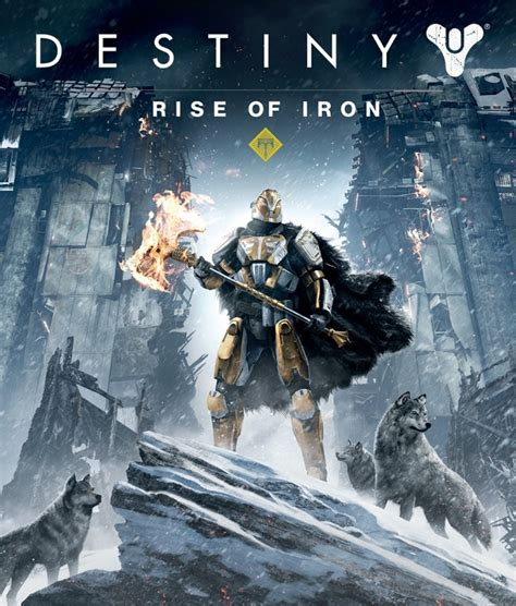 destiny rise of iron release date details leak points to new zone new raid in the