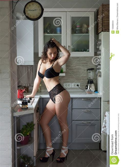 Stunning Hair From Your Kitchen by Beautiful In The Kitchen Stock Photo Image 105688444