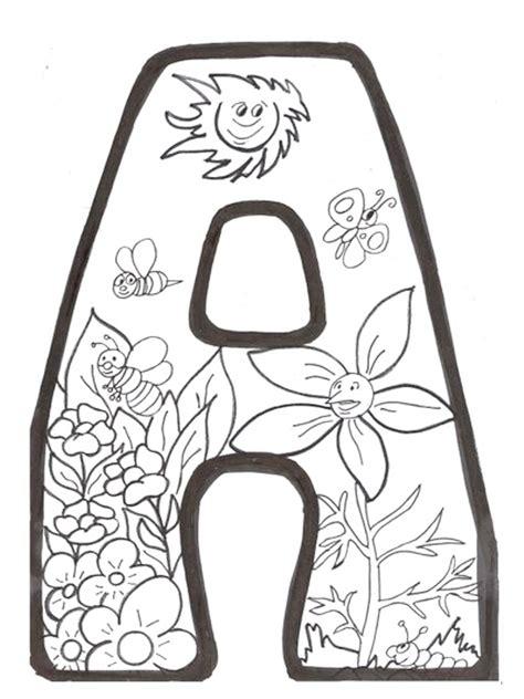 fiori e bambini disegni per bambini scritta quot primavera quot da colorare