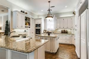 Kitchen White Cabinets Black Appliances - 27 gorgeous kitchen peninsula ideas pictures designing idea