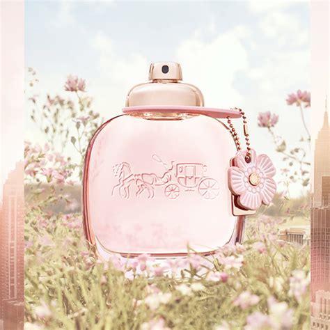 Coach Introducing Coach Fragrance Line by Coach Floral Eau De Parfum New Fragrances