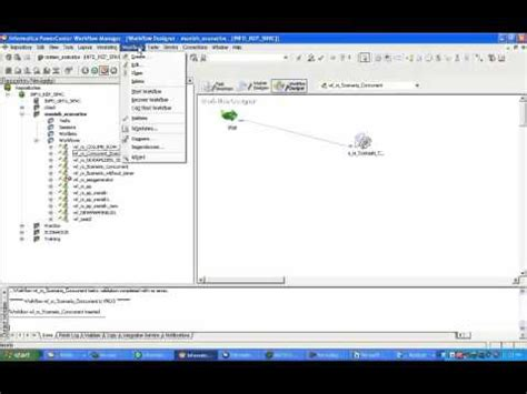 configure concurrent execution workflow informatica concurrent execution of workflow in informatica by manish