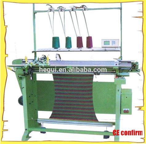 flat knitting machine 2018 flying tiger automatic adding stitch flat knitting