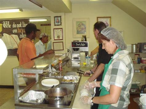 Soup Kitchen by Organic Soup Kitchen Provides Healthy Help For The