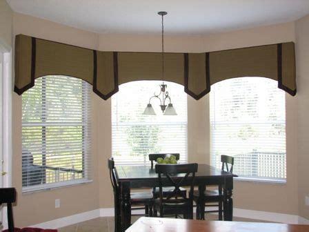 Bay Window Cornice Boards by Window Treatments For Bay Windows Window Treatments