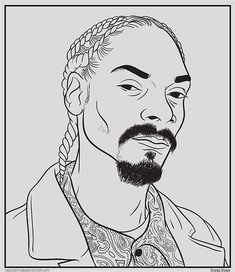rapper coloring pages bun b s rap coloring and activity book coloring pages