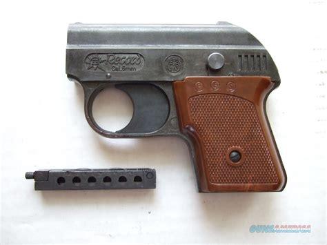Revolver 22 Cal Blank semi auto starter pistol 22cal 6mm blanks r for sale