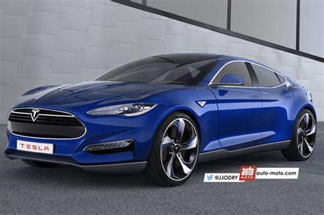 Future Tesla Models by Tesla A Quoi Ressemblera La Future Model 3