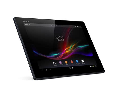 Update Tablet Sony review sony xperia tablet z update notebookcheck net reviews