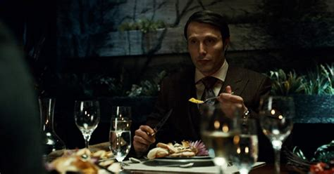 hannibal season 1 review and episode guide basementrejects - Hannibal Dinner