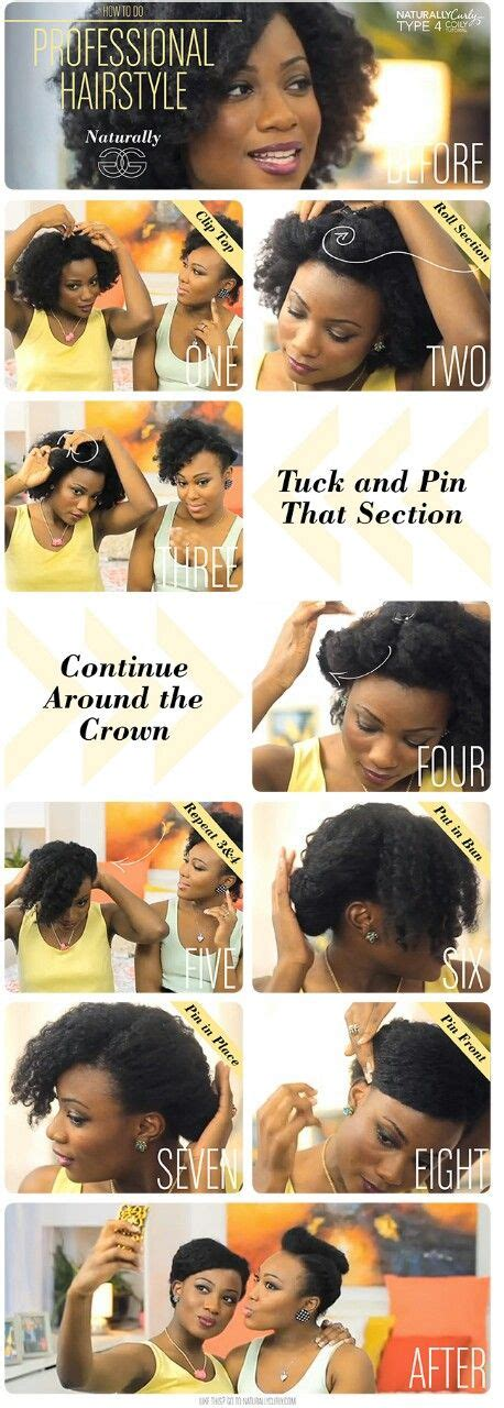 Unprofessional Hair Styles In The Workplace by Curly Hairstyle Hairstyles