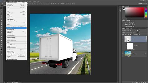 tutorial photoshop warp four useful ways to use perspective warp in photoshop cc