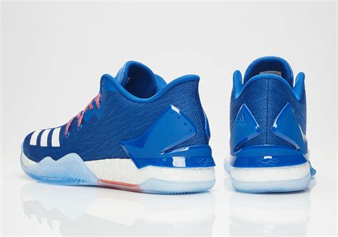 adidas d 7 low knicks available now by4499 sneakernews
