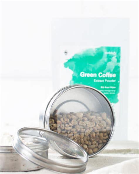 Herbilogy Green Coffee by Herbilogy Green Coffee 100gr