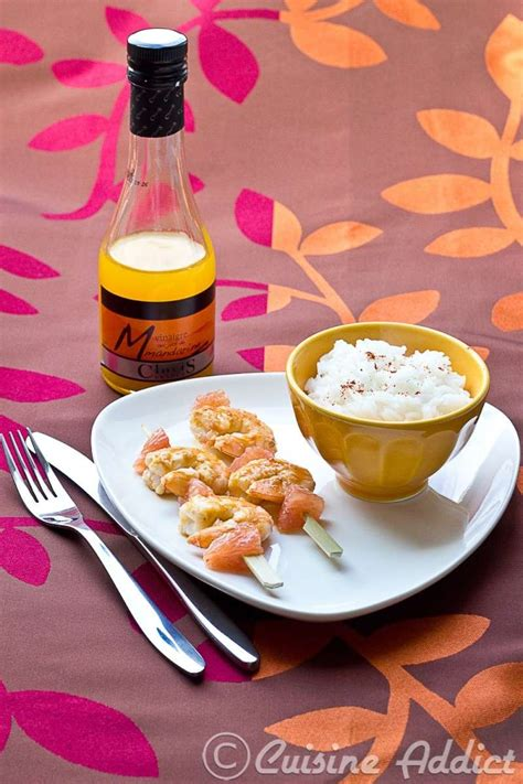 reduction cuisine addict marinated shrimp and grapefruit skewers cuisine addict