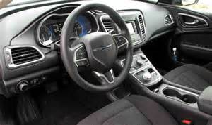 Chrysler 200 Interior 2017 Chrysler 200 Convertible Review Price Engine