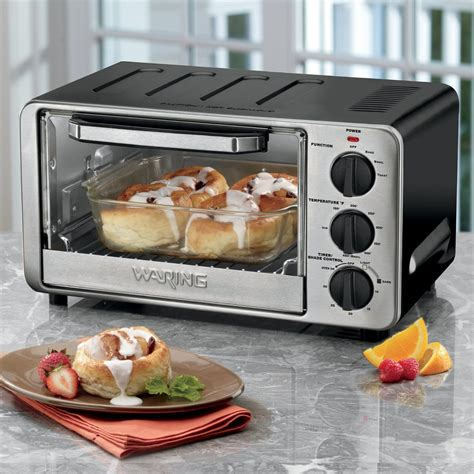 Waring Pro Toaster Oven Wto450 waring pro wto450 professional toaster oven just 26 99 reg 95