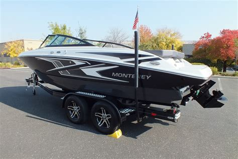 monterey boats apple valley 2019 monterey m22 monterey s newest deck boat hiline