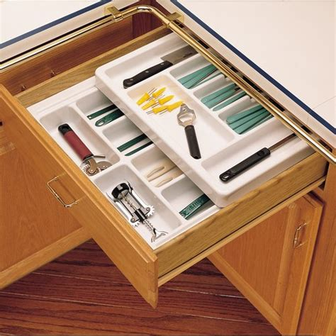 Rev A Shelf Parts by Rev A Shelf Cutlery Tray 18 Quot Top Rt18 3f
