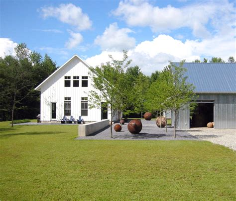 black eiffel farmhouse style architecture