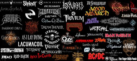 best metal bands heavy metal bands wallpapers wallpaper cave