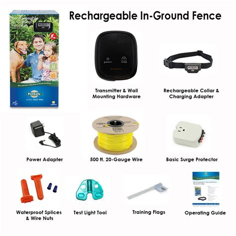 best in ground fence petsafe rechargeable in ground fence eliminates buying expensive batteries
