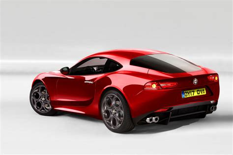 New Alfa Romeo by New Alfa Romeo 6c Will Aim To Topple The F Type Pictures
