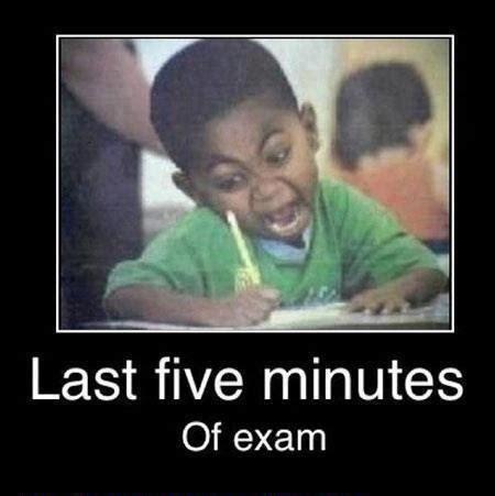 Funny Finals Memes - test humor school humor clean jokes college humor