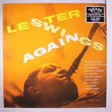 lester swings lester young lester swings again vinyl lp album at