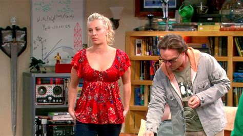 kaley cuoco new haircut episode the left over thermailzation more pics of kaley cuoco print blouse 2 of 5 the big