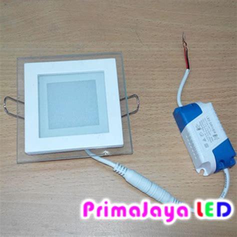 Murah Panel Led 18 Watt Warm White Kotak Besi downlight panel kotak