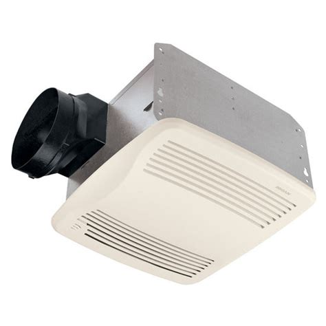 moisture sensing bathroom fan 100 and 110 cfm humidity sensing exhaust fans by broan