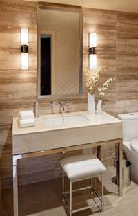 best bathroom lighting ideas vertical fixtures or sconces mounted on either side of the
