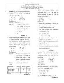 Soal dan jawaban logaritma matematika informasi beasiswa dan