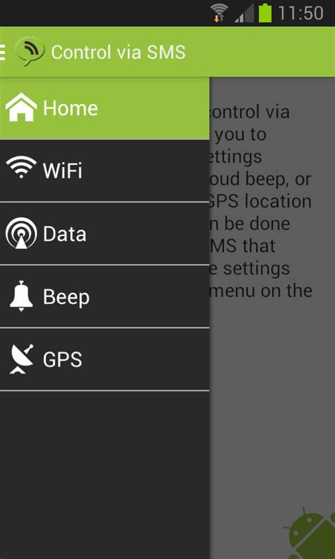 come scegliere tra connessione normale e criptata su controllare android via sms le app pronte per l uso
