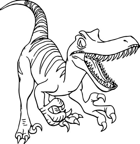 lego velociraptor coloring page velociraptor color pages ankylosaurus coloring book for