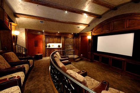 movie theater decor for the home movie theater decor