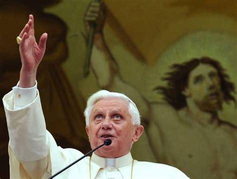 benedetto xvi appello ai giovani vaticano benedetto xvi appello papa ai giovani