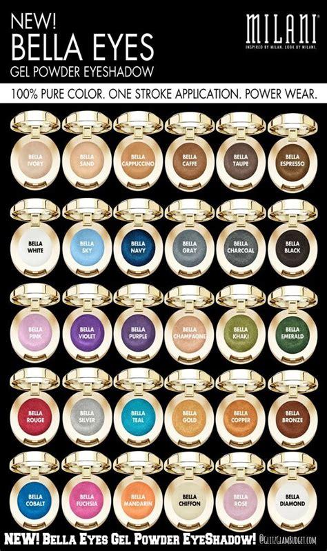 Eyeshadow Gel milani gel powder shadows all reviews photos makeupalley