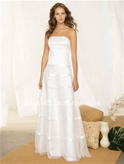 Wedding Informal Dress by Informal Wedding Dresses Prom Dresses