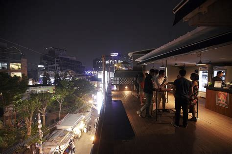 Best Roof Top Bars In by The Best Rooftop Bars In Seoul