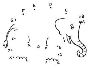 free alphabet dot to dot worksheets free printable dot
