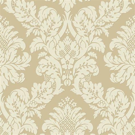 cream gold wallpaper uk pear tree fabric damask gold cream glitter wallpaper uk10483